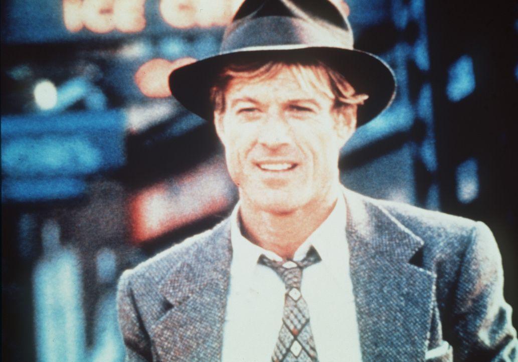 Der gutaussehende Roy Hobbs (Robert Redford) steht kurz vor einer Profikarriere als Baseballspieler, doch dann kommt es zu einem tragischen Zwischen... - Bildquelle: TriStar Pictures