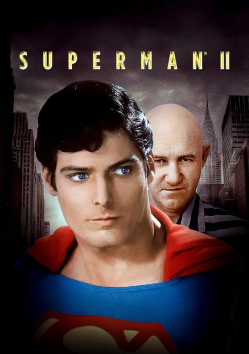 Superman II - Allein gegen alle - Artwork - Bildquelle: DC Comics.   1981 Warner Bros. Entertainment Inc. All rights reserved.