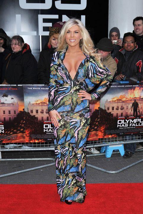 Frankie Essex - Bildquelle: Daniel Deme/WENN.com