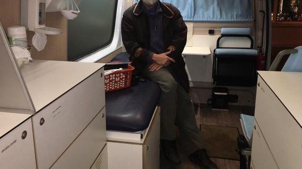 Achtung Kontrolle - Achtung Kontrolle! - Thema U.a.: Versorgung Obdachloser - Mobiler Arzt Im Einsatz