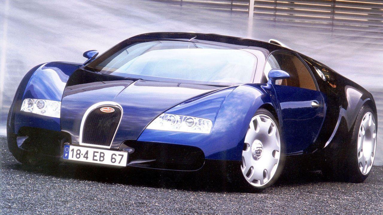 Bugatti Veyron - Bildquelle: dpa