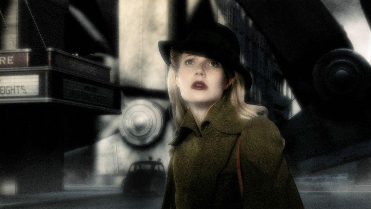 """New York 1939 am Vorabend der Katastrophe. Rund um den Erdball verschwinden die berühmtesten Wissenschaftler spurlos. Einzig ?Chronicle""""-Reporterin... - Bildquelle: TM & Copyright   Brooklyn Films II And Filmauro S.R.L."""