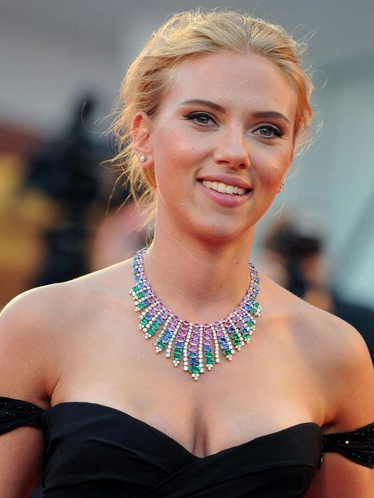 Scarlett Johansson - Bildquelle: usage Germany only, Verwendung nur in Deutschland