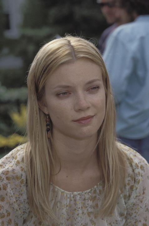 Nach der Begegnung mit Evan und seinen vielen Fragen begeht Kayleigh (Amy Smart) Selbstmord ... - Bildquelle: Warner Brothers
