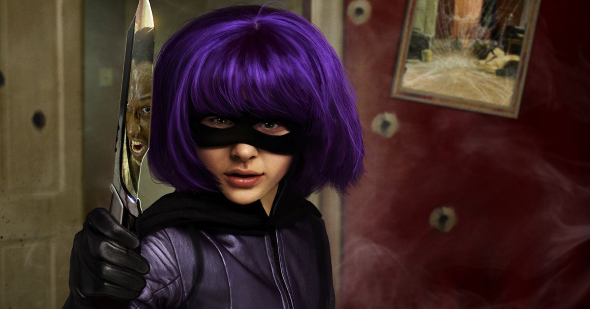 Hit-Girl - Chloë Grace Moretz