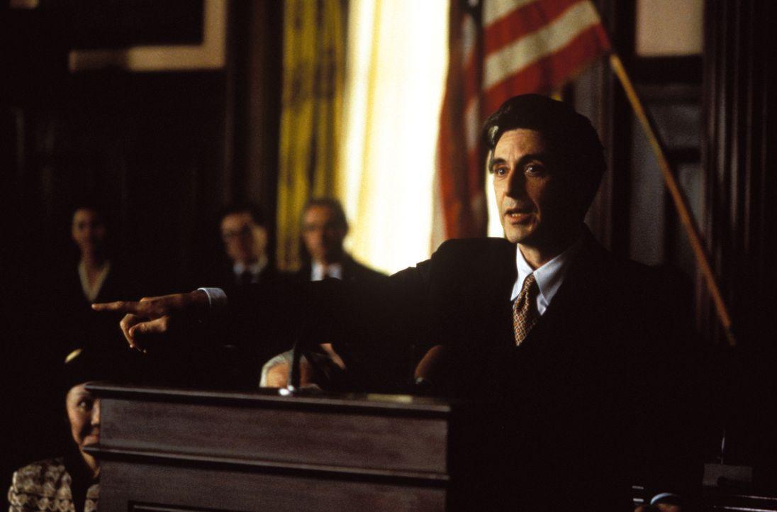 Der ambitionierte Bürgermeister John Pappas (Al Pacino) strebt den Posten des Präsidenten der USA an - und schlägt dafür korrupte Wege ein ... - Bildquelle: Warner Bros. Television