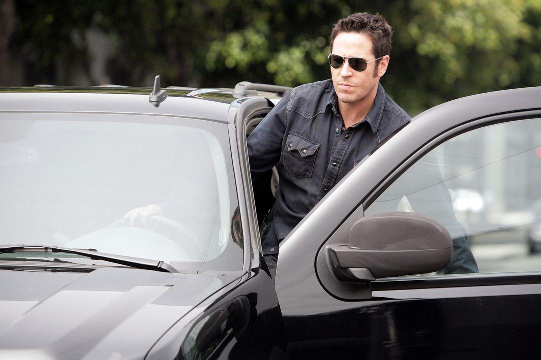 Ein Wettlauf mit der Zeit beginnt: Don Eppes (Rob Morrow) ... - Bildquelle: Paramount Network Television