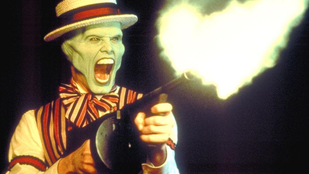 Jim Carreys Die Maske - Bildquelle: New Line Cinema