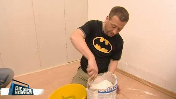 Die Super-heimwerker - Die Super-heimwerker - Eine Wand Für Mehr Miete