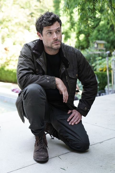 Ethan Raines (Brendan Hines) - Bildquelle: Jace Downs 2018 CBS Broadcasting, Inc. All Rights Reserved / Jace Downs