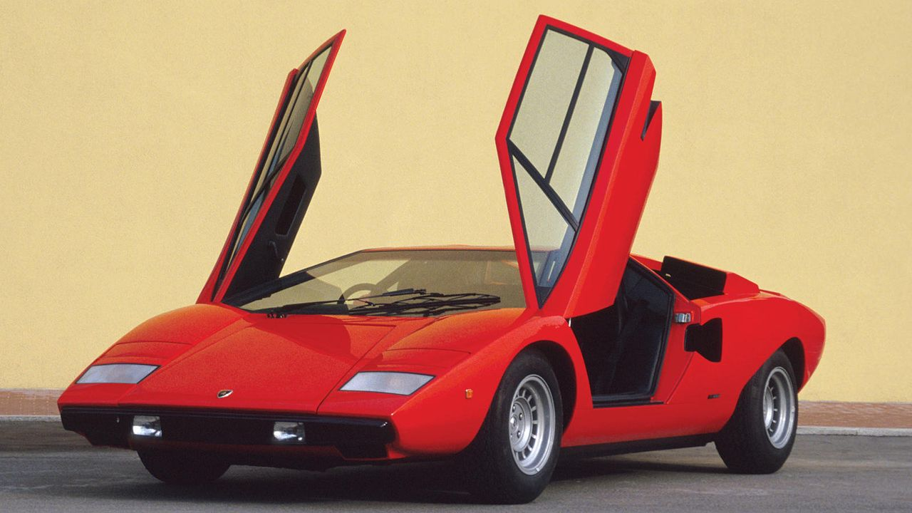 Lamborghini Countach - Bildquelle: Lamborghini