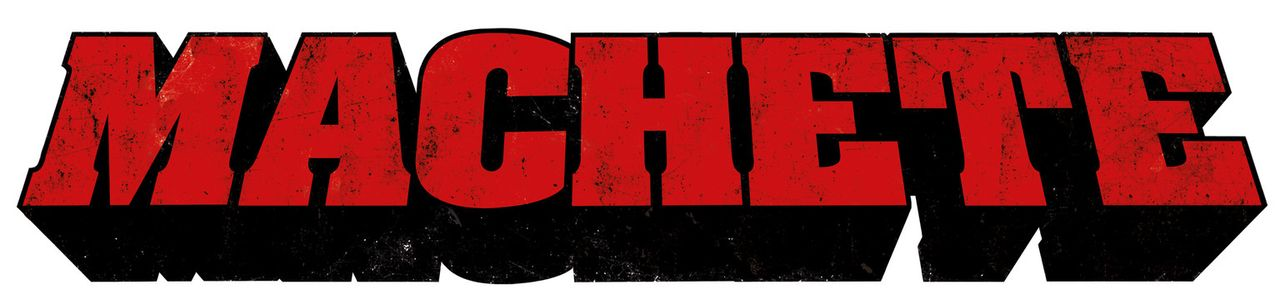 MACHETE - Logo - Bildquelle: 2010 Machete's Chop Shop, Inc. All Rights Reserved.