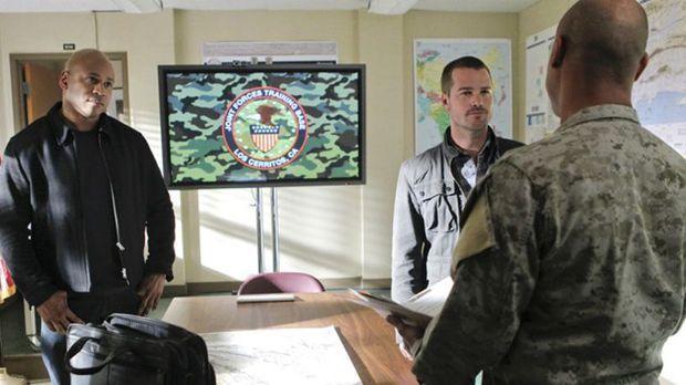 Navy Cis: L.a. - Navy Cis: L.a. - Staffel 3 Episode 19: Die Ehre Der Seals