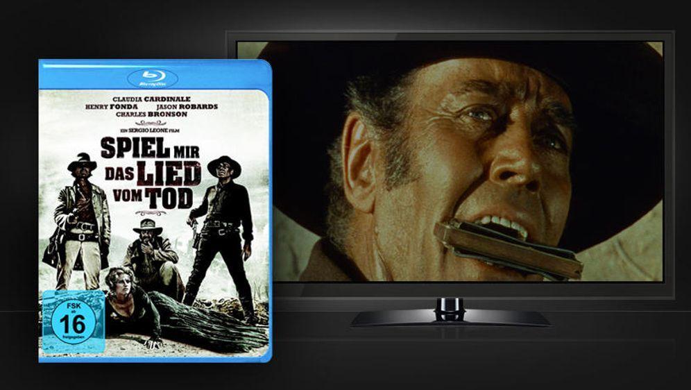 Spiel mir das Lied vom Tod (Blu-ray Disc) - Bildquelle: Paramount Pictures Germany