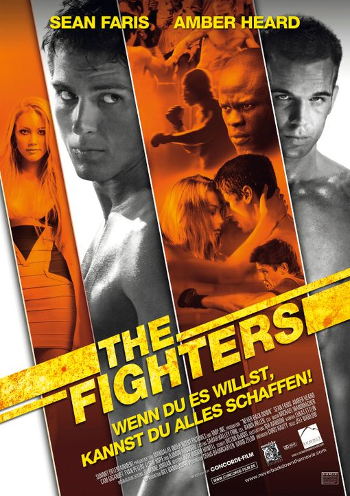 The Fighters - Plakatmotiv - Bildquelle: 2008 Summit Entertainnment N.V.  All rights reserved.