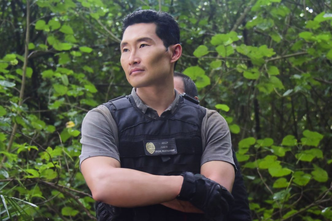 Die Ermittlungen in einem neuen Fall enden für Chin (Daniel Dae Kim) und seine Kollegen völlig anders als geplant ... - Bildquelle: Norman Shapiro 2016 CBS Broadcasting, Inc. All Rights Reserved / Norman Shapiro