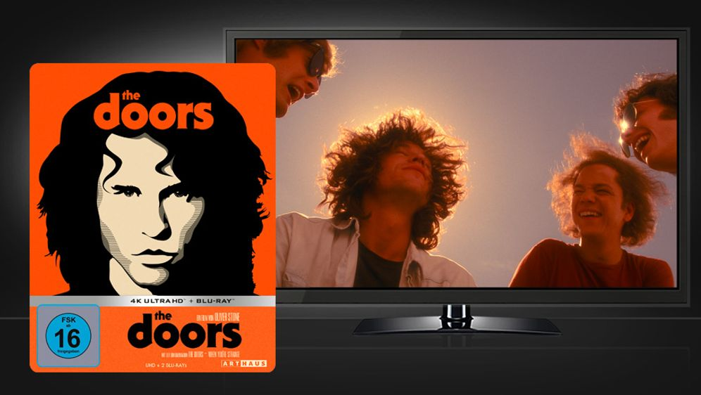 The Doors (Blu-ray Disc) - Bildquelle: STUDIOCANAL