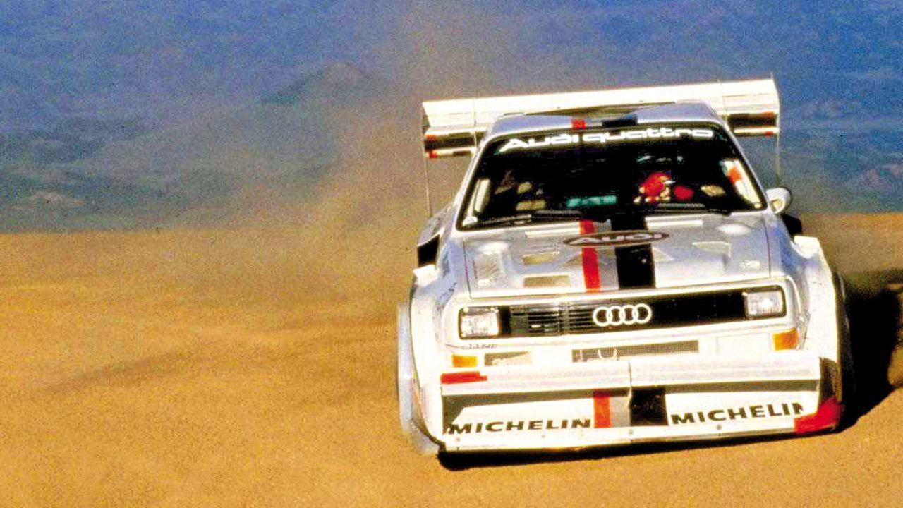 Audi Sport Quattro - Bildquelle: Audi