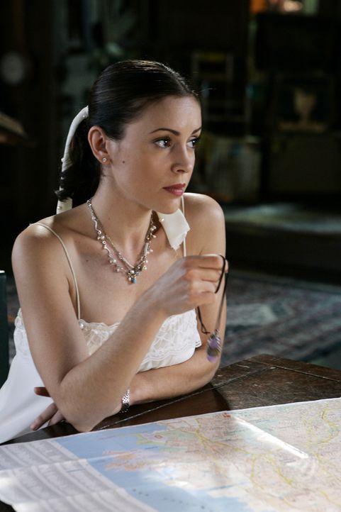 Überlegt, wie sie Billie helfen kann: Phoebe (Alyssa Milano) ... - Bildquelle: Paramount Pictures