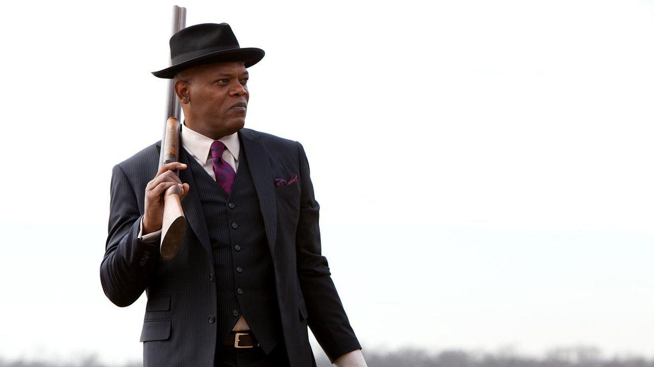 "Samuel L. Jackson in ""Meeting Evil"" - Bildquelle: Sony Pictures"