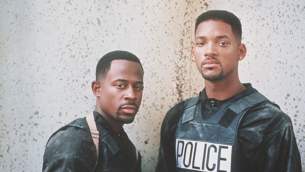 Bad Boys - Harte Jungs - Bildquelle: 1995 Columbia Pictures Industries, Inc. All Rights Reserved.