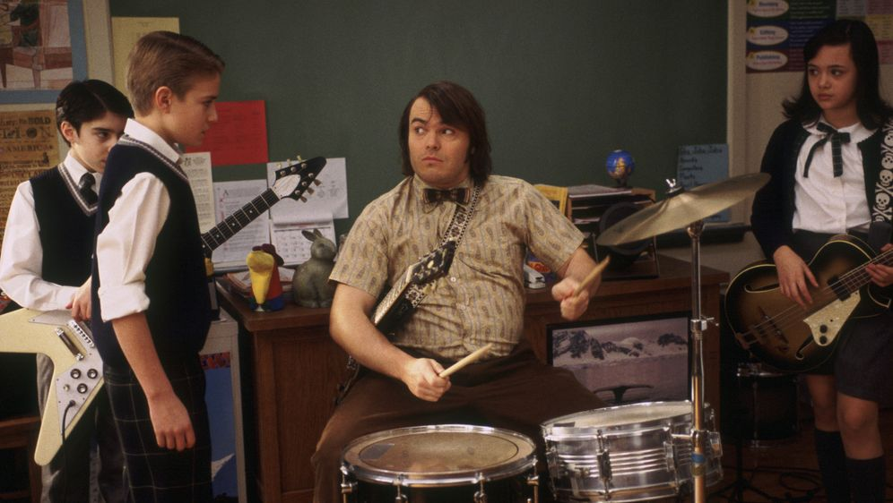 School of Rock - Bildquelle: Paramount Pictures
