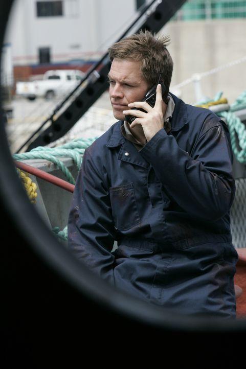 Nach einer Explosion auf einem Frachtschiff der Navy landet Gibbs schwer verletzt im Krankenhaus. Vorübergehend übernimmt Tony (Michael Weatherly) d... - Bildquelle: CBS Television