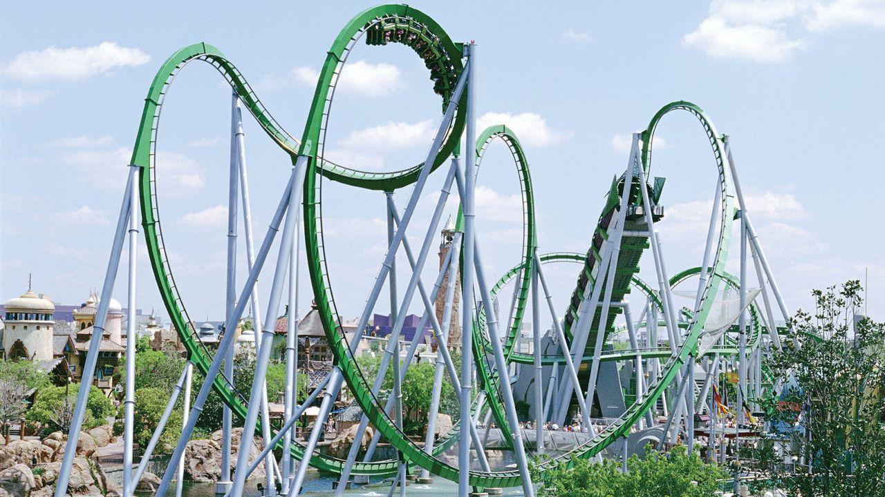 100 Prozent Spaß in Orlando, Florida - Bildquelle: kabeleins.de