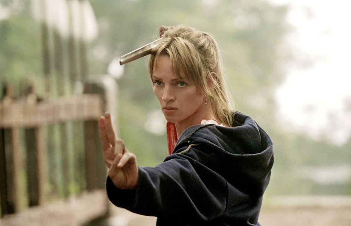 Widerspruchslos fügt sich Beatrix Kiddo (Uma Thurman) den Anweisungen ihres Kampfkunst-Meisters, was sich auch schon bald äußerst bezahlt macht ... - Bildquelle: Miramax Films. All rights reserved
