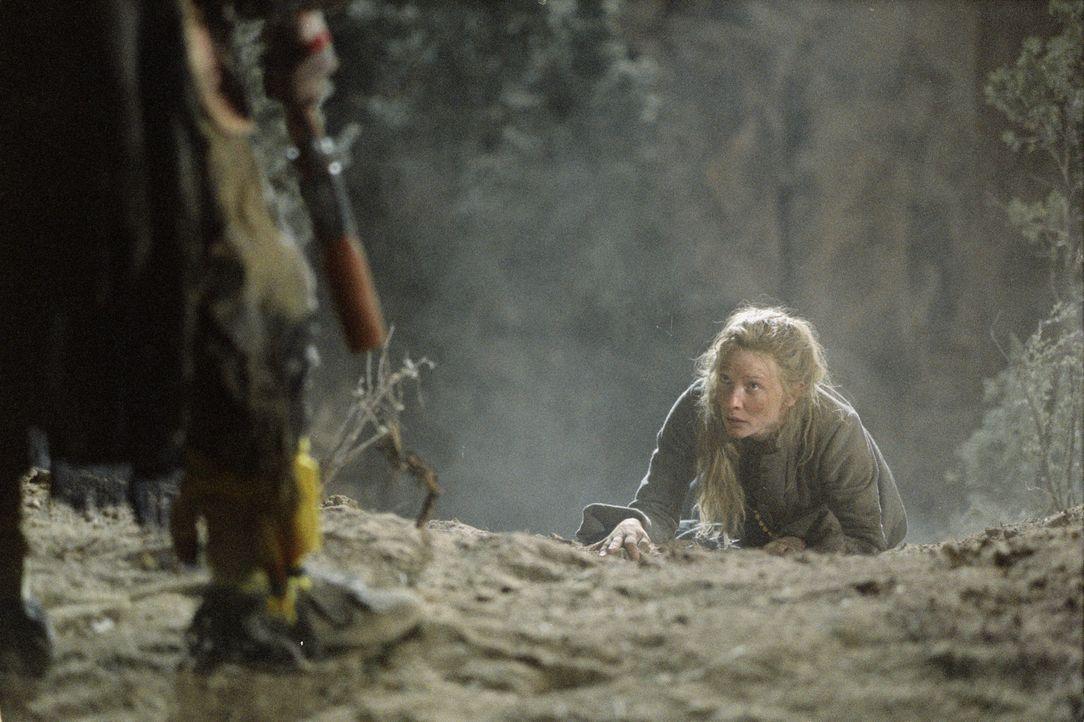 Eines Tages wird Maggies (Cate Blanchett) Tochter Lilly von einem psychopathischen Mädchenhändler entführt. Ein gnadenloser Wettlauf mit der Zeit... - Bildquelle: 2004 Sony Pictures Television International. All Rights Reserved.