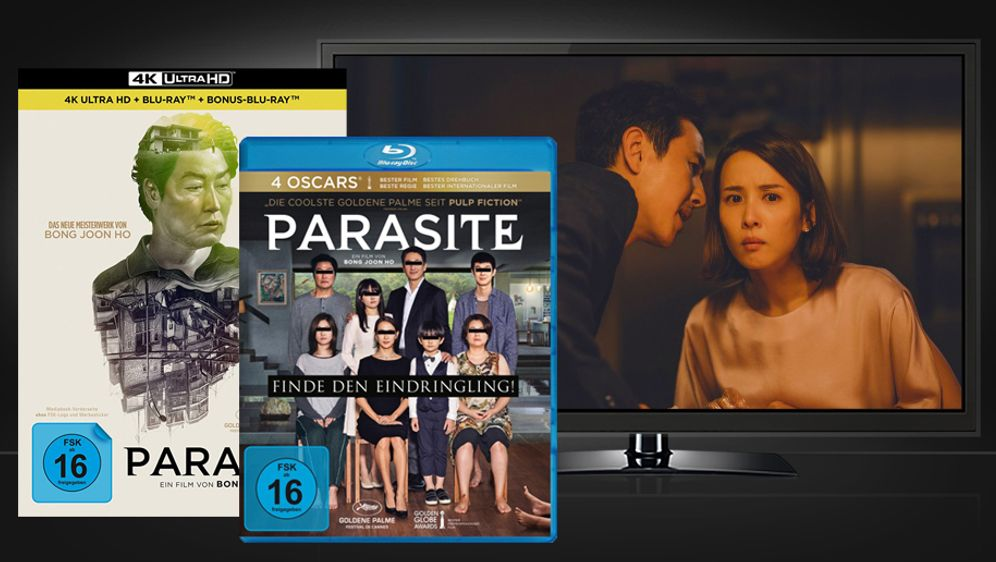 Parasite (Blu-ray Disc / Mediabook) - Bildquelle: koch films / Capelight