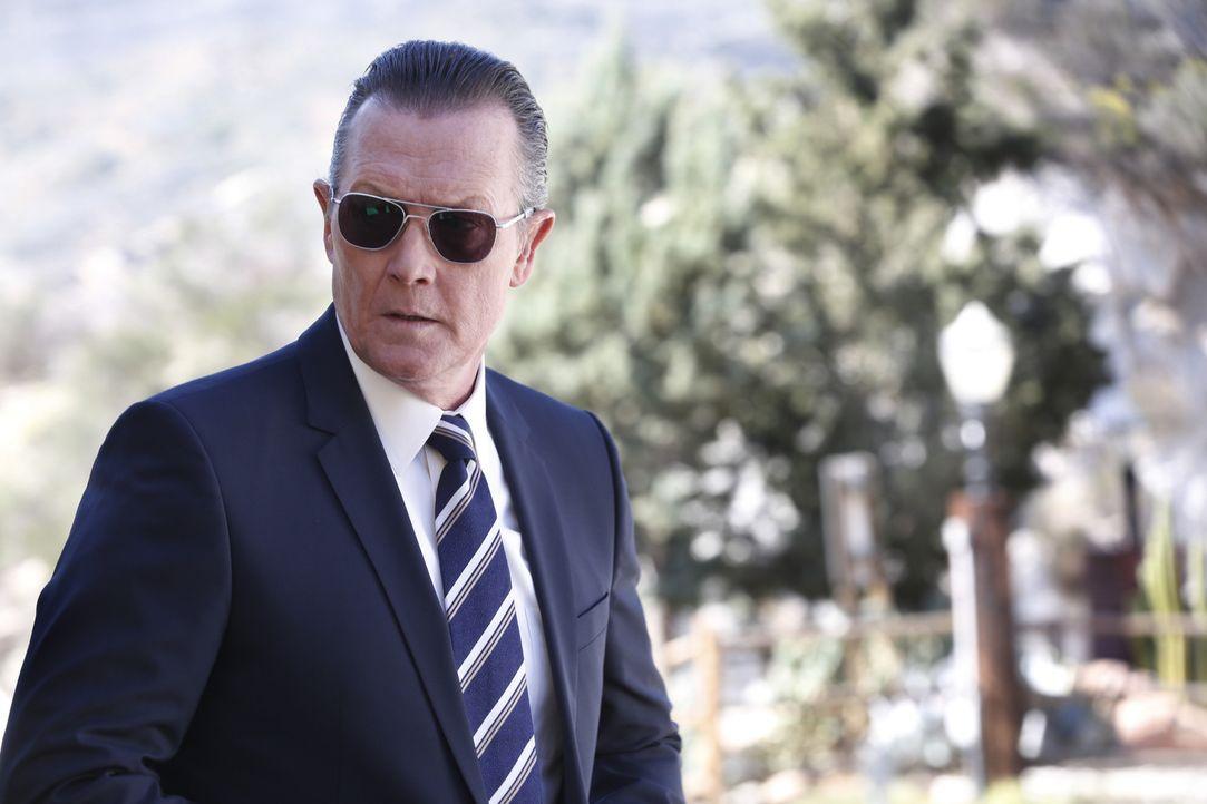 Als Cabe (Robert Patrick) einen neuen Fall für Scorpion hat, geraten plötzlich alle in Lebensgefahr ... - Bildquelle: Cliff Lipson 2015 CBS Broadcasting, Inc. All Rights Reserved