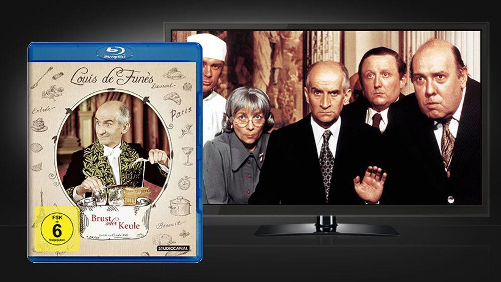 Brust oder Keule (Blu-ray Disc) - Bildquelle: Studiocanal