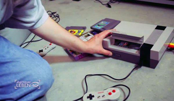 Platz 4: Nintendo NES (1983) - Bildquelle: kabel eins