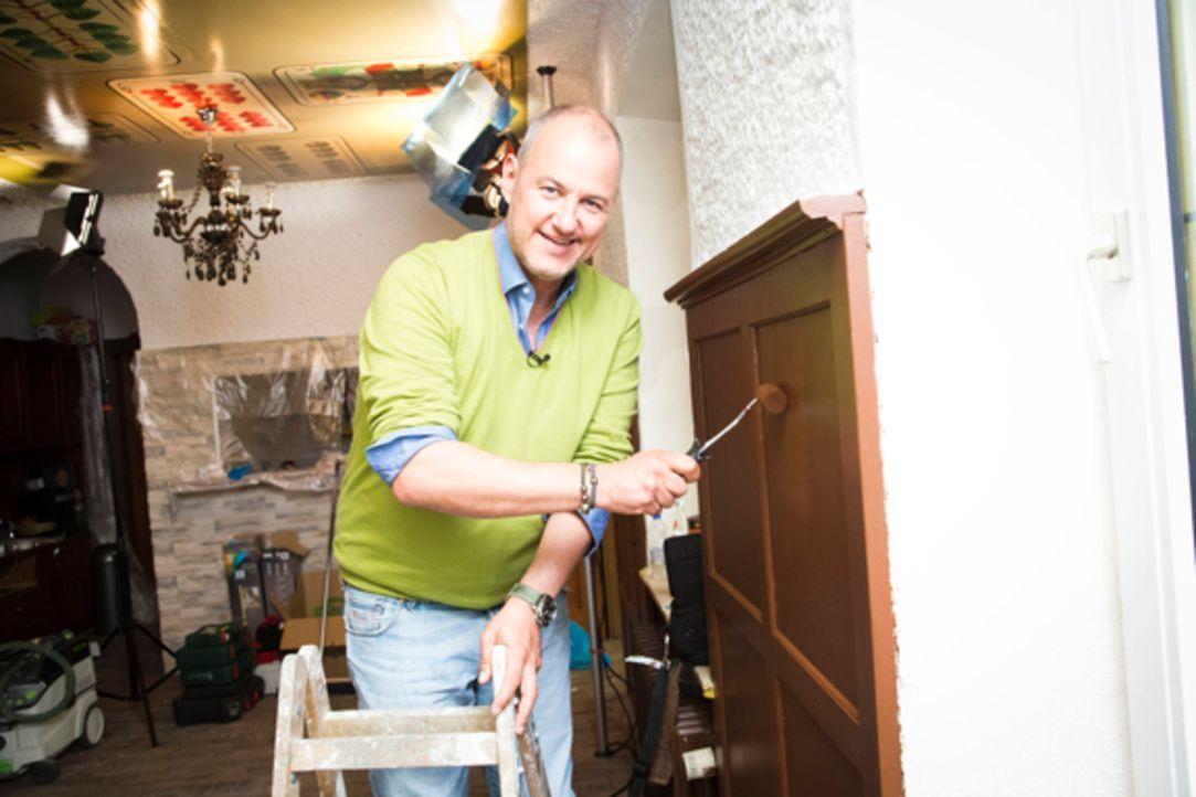 """Nicht nur der Küche, auch der Einrichtung des """"Landgasthofs Schmid - Zum Spatzl"""" in Batzenhofen bei Augsburg tut eine Generalüberholung gut. Frank R... - Bildquelle: kabel eins"""
