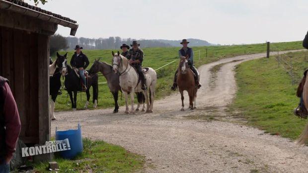 Achtung Kontrolle - Achtung Kontrolle! - Thema U.a.: Der Wilde Südwesten In Deutschland