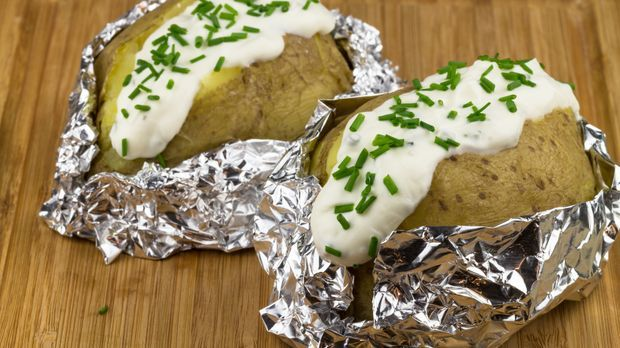 Grillkartoffel 1