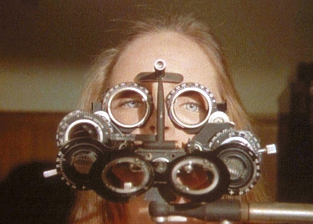 Mary (Melissa Sue Anderson) braucht eine Brille. - Bildquelle: Worldvision