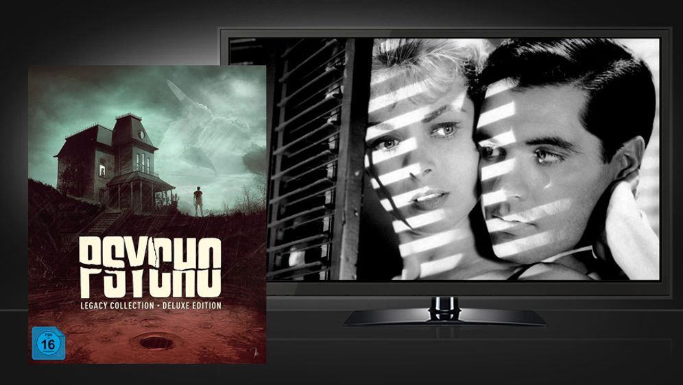 Psycho Legacy Collection (Blu-ray Box) - Bildquelle: Universal Pictures