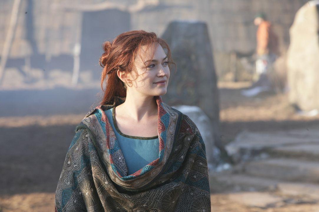 König Rothgars Tochter Freya (Sophia Myles) entwickelt eine tiefe Zuneigung zu dem Fremden aus dem All ... - Bildquelle: Telepool