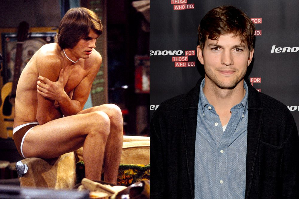 Die-wilden-Siebziger-Ashton-Kutcher-Tiberius-Film-getty-AFP - Bildquelle: Tiberius Film/getty-AFP