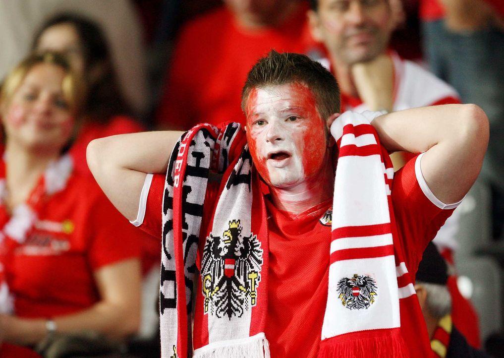 Fußball-Fan-Oesterreich-080616-AFP - Bildquelle: AFP