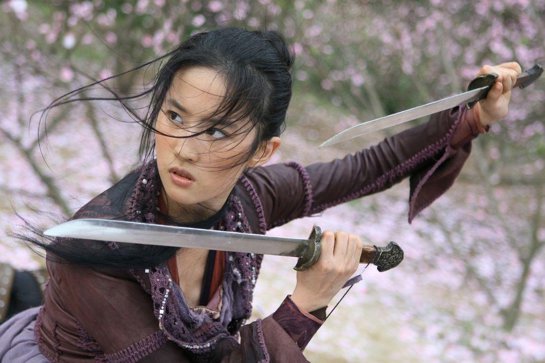 Um das Böse zu besiegen, kämpft Sperrling (Yifei Liu) unermüdlich und bis zum bitteren Ende. Aber ist es wirklich das Ende? - Bildquelle: 2008 J&J Project LLC. ALL RIGHTS RESERVED.