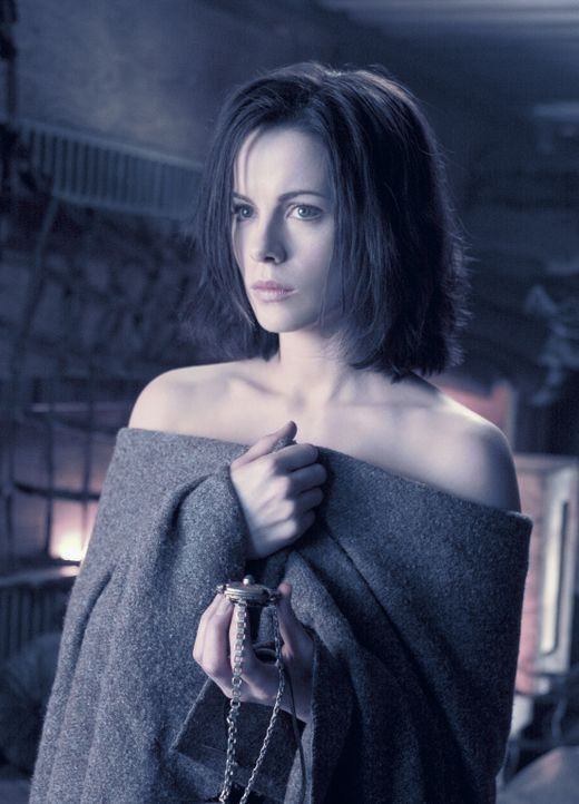 Auf der Suche nach der lebensrettenden Wahrheit: Vampirin Selene (Kate Beckinsale) ... - Bildquelle: Sony Pictures Television International. All Rights Reserved.