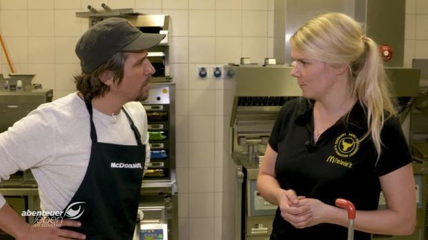 Abenteuer Leben - Abenteuer Leben - Sonntag: Mcdonalds Geheimer Burger