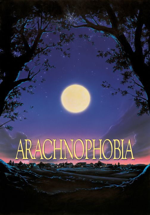 Arachnophopia - Artwork - Bildquelle: Hollywood Pictures