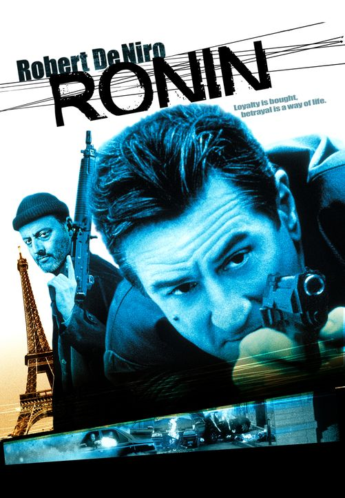 Ronin - Artwork - Bildquelle: 1998 United Artists Pictures Inc. All Rights Reserved.