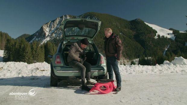 Abenteuer Leben - Abenteuer Leben - Der Winter Bringt Zwar Oft Schlechtes Wetter Mit Sich, Aber Auch Die Neuesten Autogadgets!