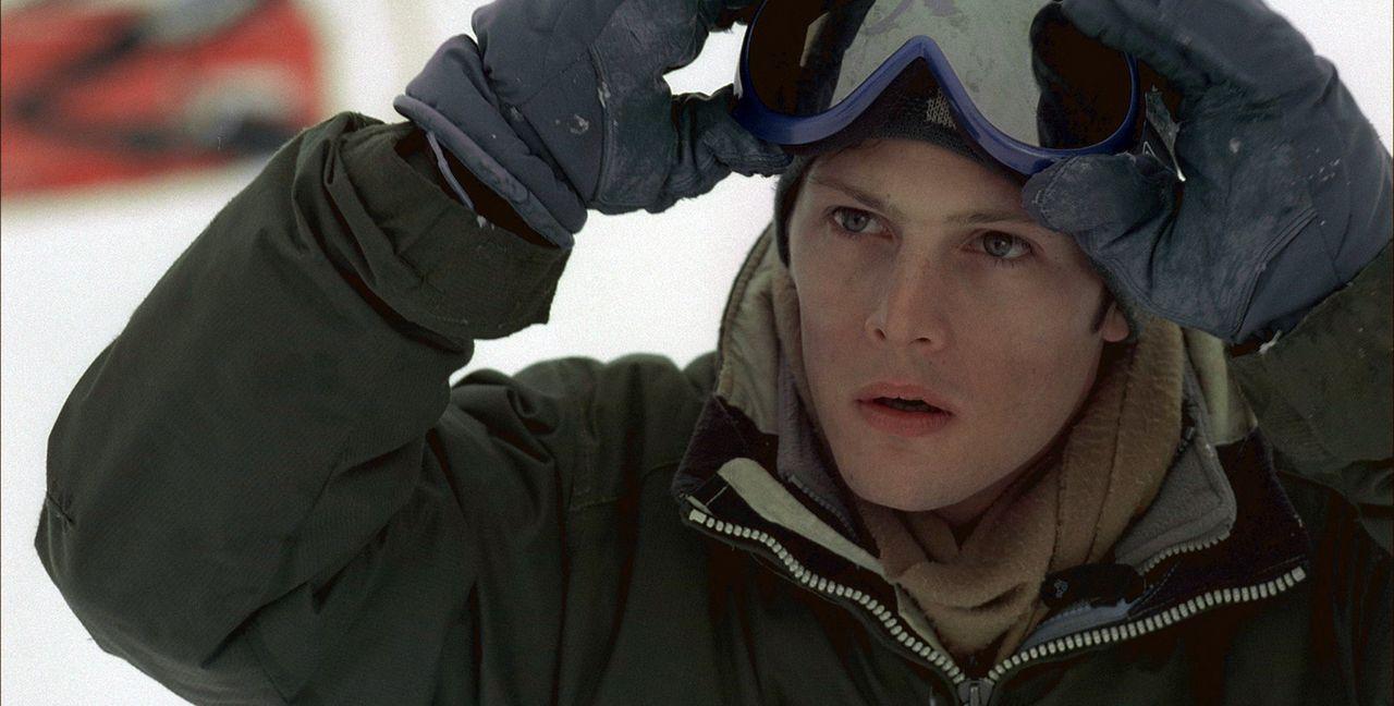 Wird unwissentlich in einen tödlichen Plan eingespannt: der leichtgläubige Snowboarder Gaspard (Nicolas Duvauchelle) ... - Bildquelle: Canal+