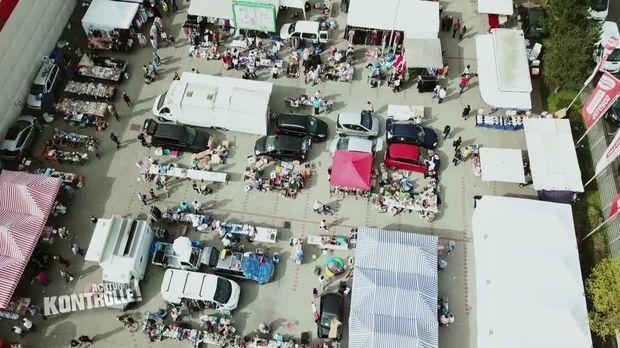 Achtung Kontrolle - Achtung Kontrolle! - Thema U.a.: Streit Um Den Platz - Trödelmarktkontrolle Nrw